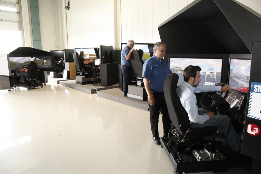 Simulateurs de conduite