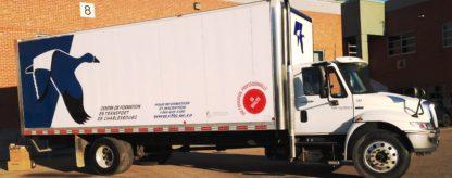 Conduite de camions porteurs classe 3 et ASP Construction: nouvelle cohorte