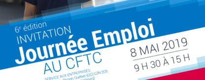 Participez à la Journée de l'emploi du CFTC
