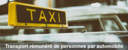 Nouveautés : formation pour le transport rémunéré de personne par automobile